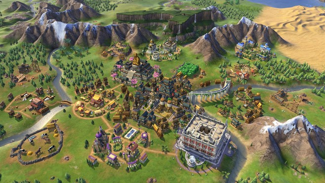Sid Meier's Civilization VI Gathering Storm download