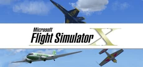 Microsoft Flight Simulator X PC Game Download