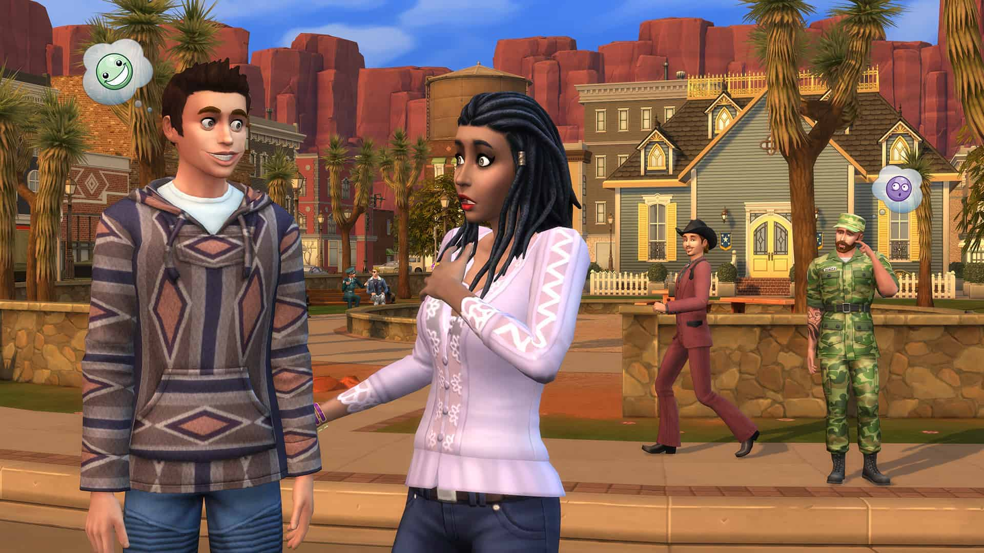 The Sims 4 StrangeVille Download