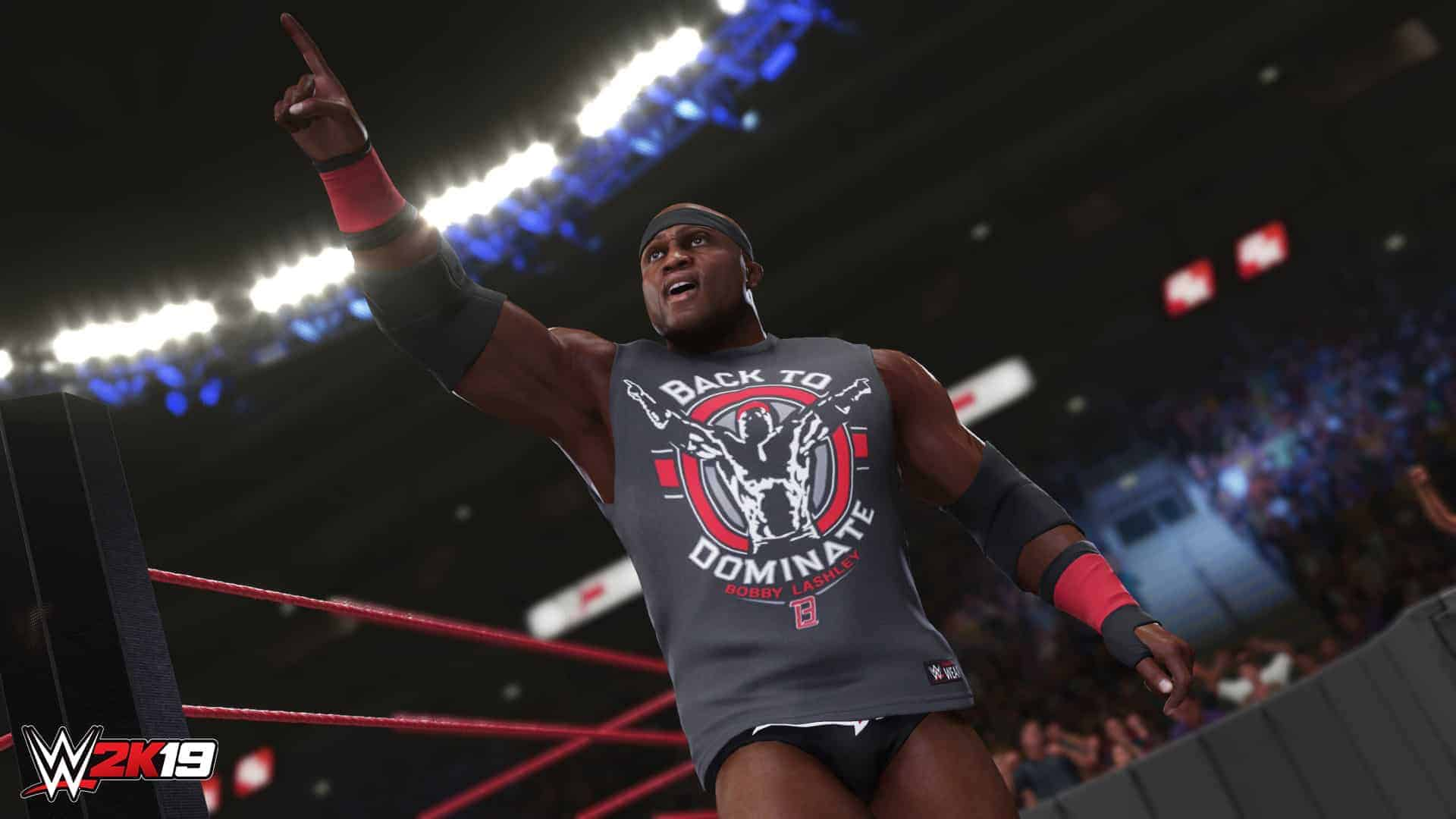 WWE 2K19 PC free game download - Install-Game