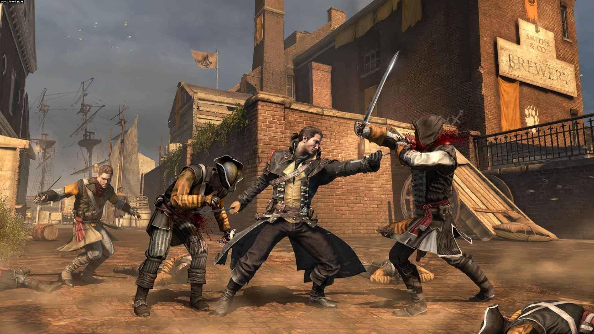 Download Assassin Creed Rogue