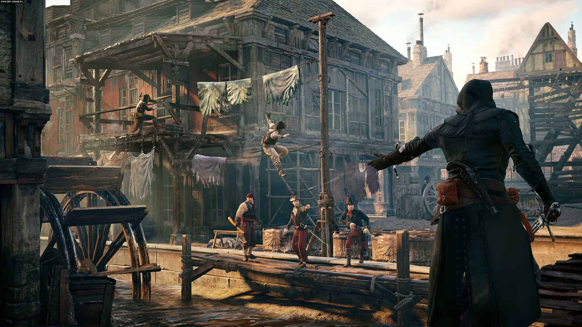 Assassin's Creed Unity PC Download - Install-Game