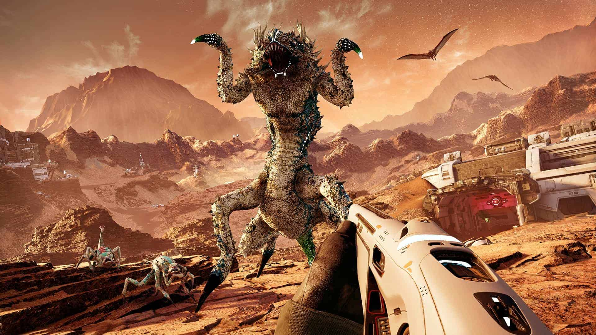 Far Cry 5 Lost on Mars Download game