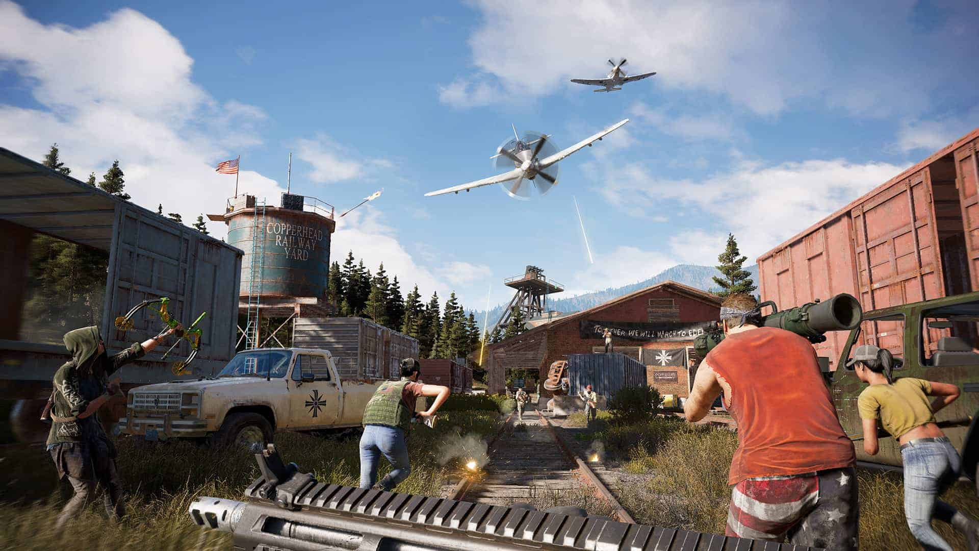 Far Cry 5 Get download free pc game - Install-Game
