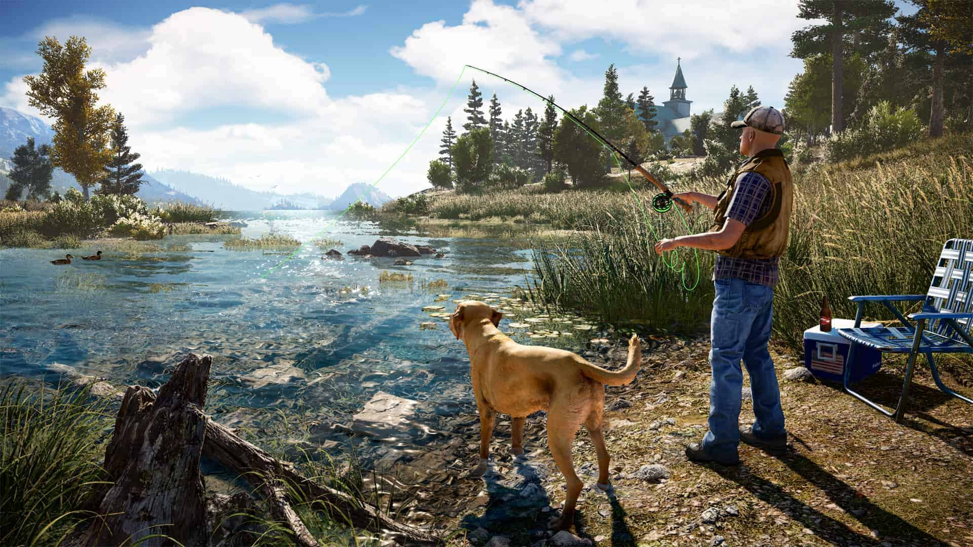 Far Cry 5 Download free game