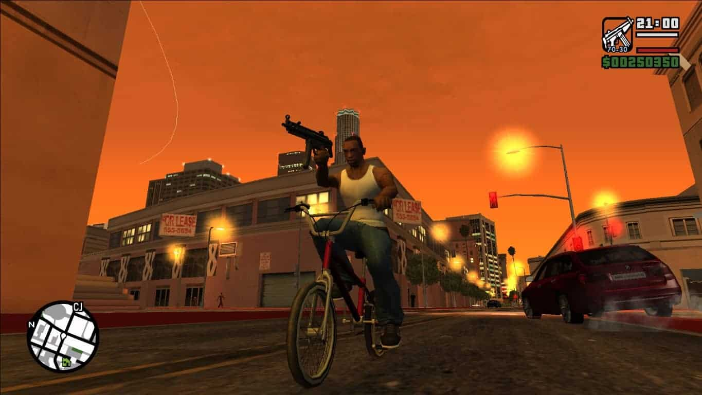 Grand Theft Auto San Andreas Download - Install-Game