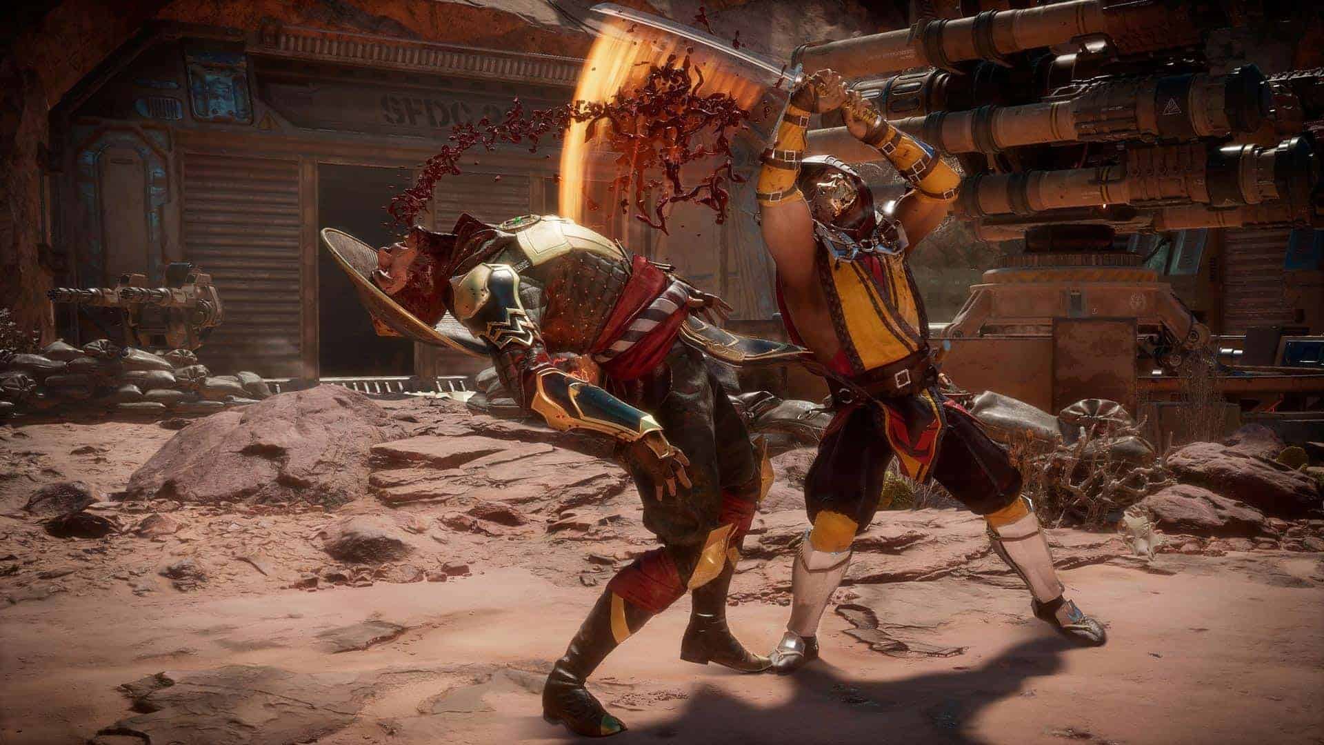 Mortal Kombat 11 Download game