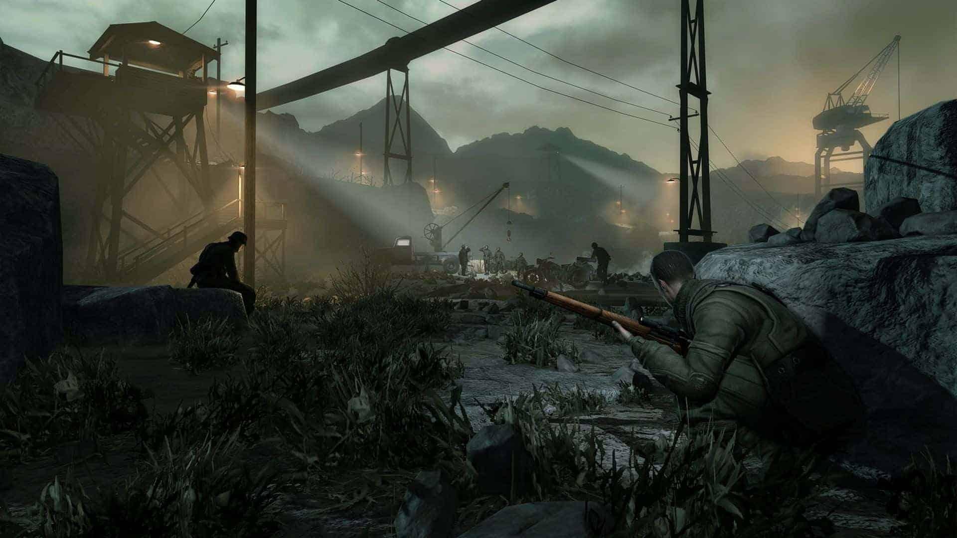 free download game sniper elite v2 full version for pc
