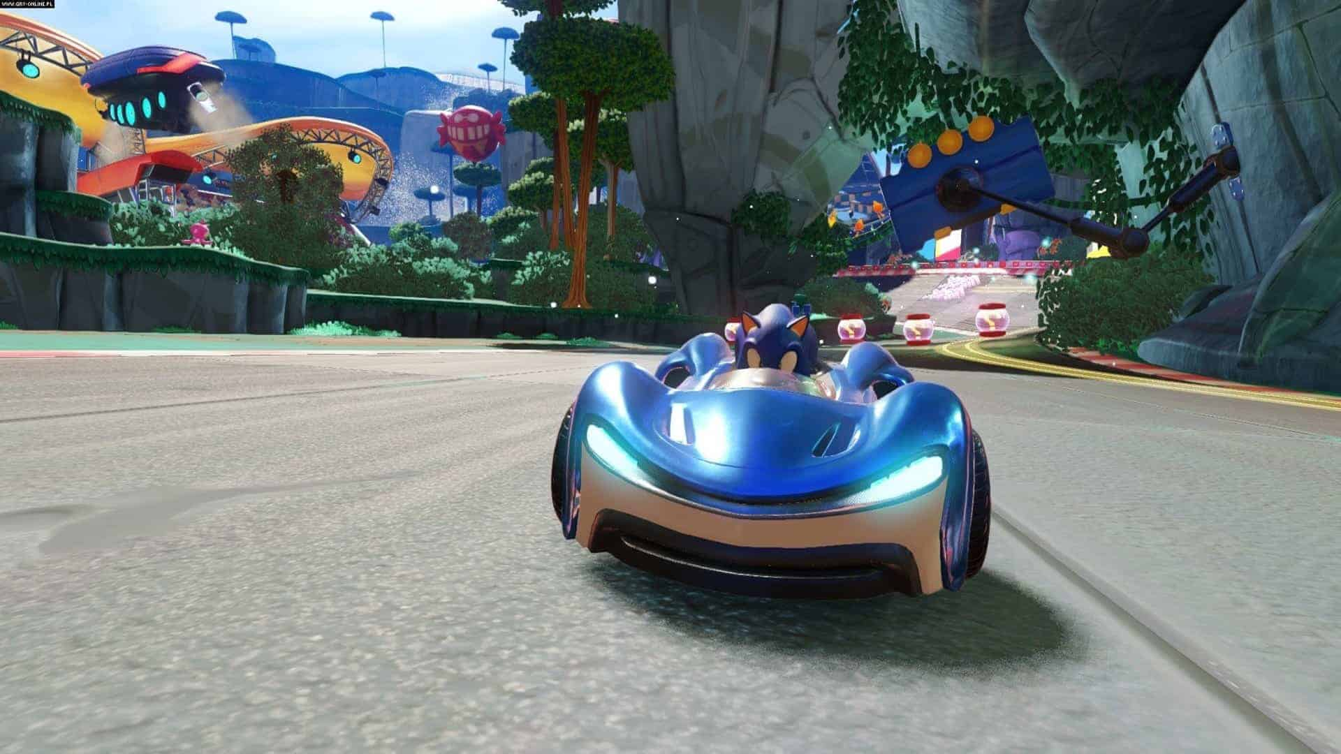 Team Sonic Racing Game download - Install-Game