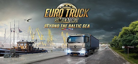 Euro Truck Simulator 2 - Beyond the Baltic Sea PC Game Download