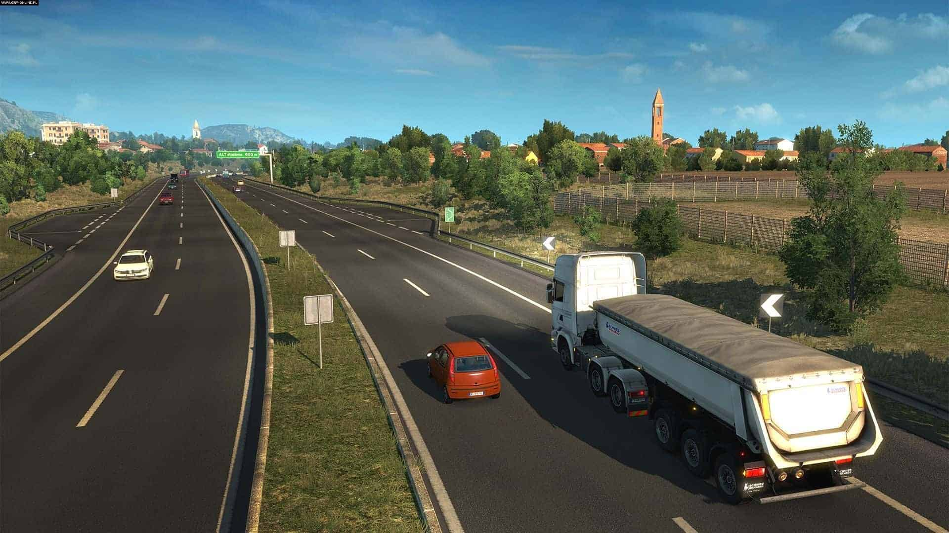 Euro Truck Simulator 2 Italia Download - Install-Game
