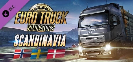 Euro Truck Simulator 2 Scandinavia PC Game Download