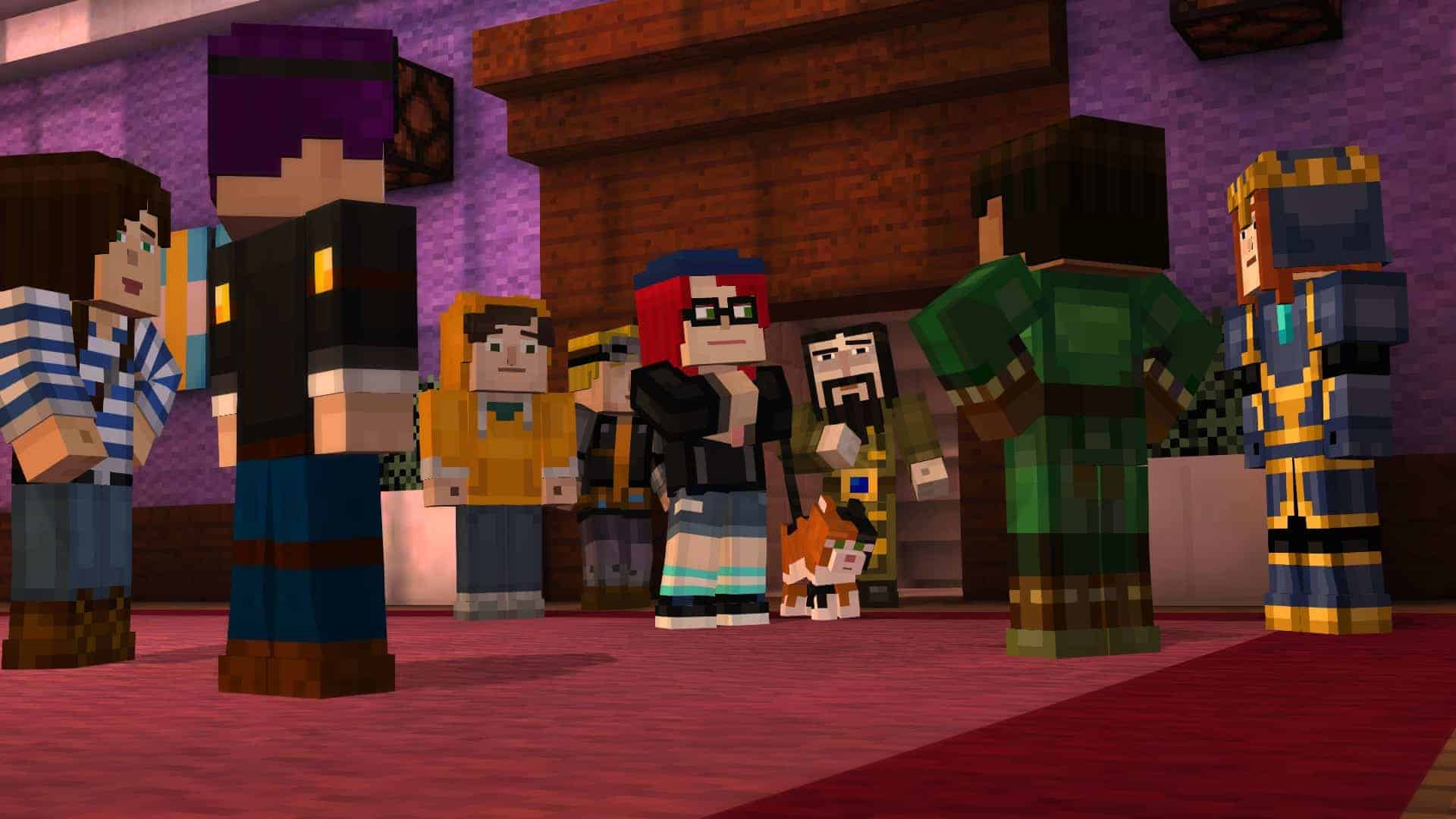 Minecraft Story Mode Free Download - Install-Game
