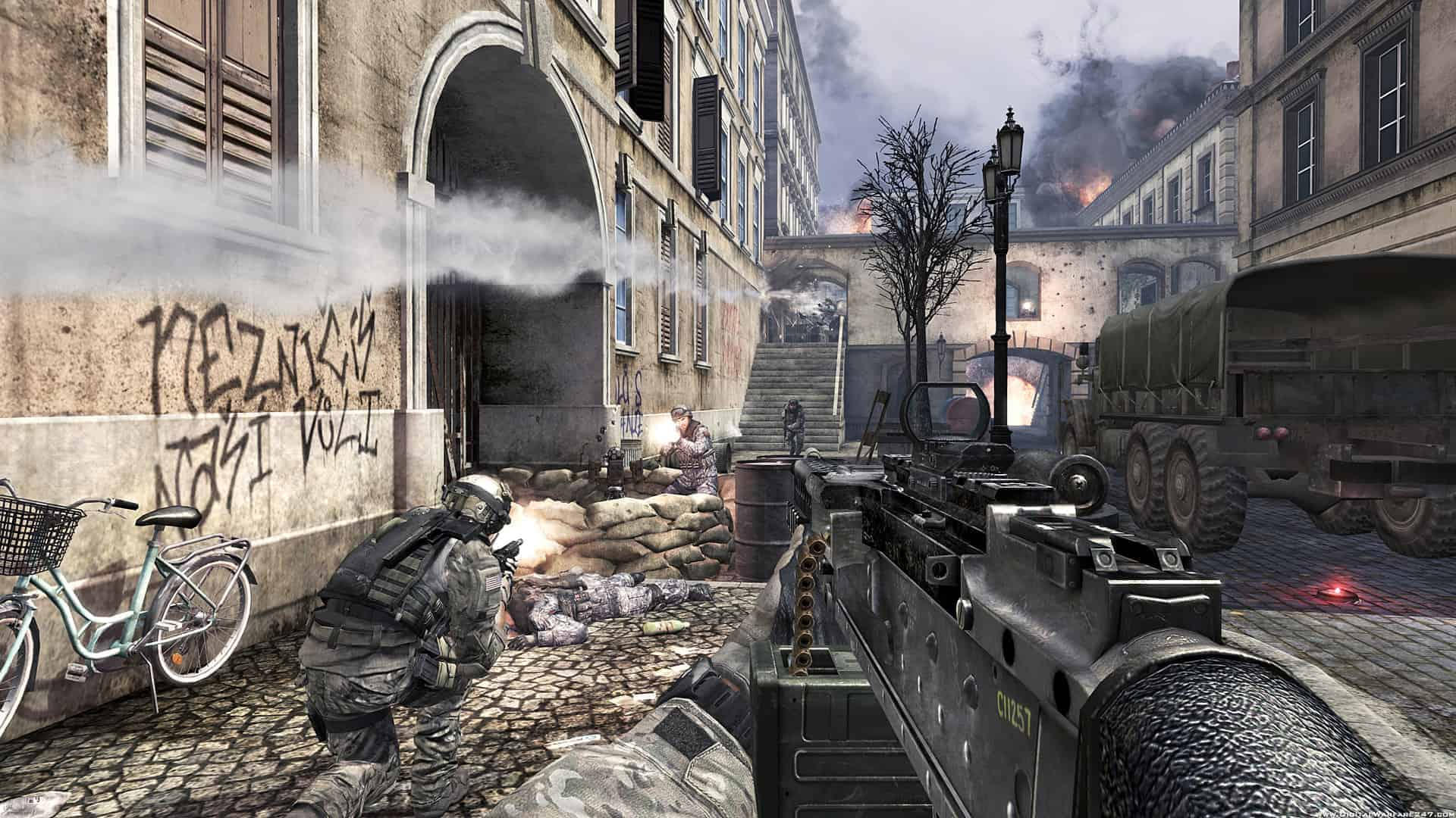 call of duty modern warfare 1 free download for pc full version