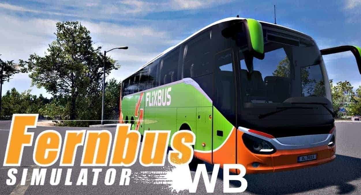 Fernbus Simulator PC Game Download