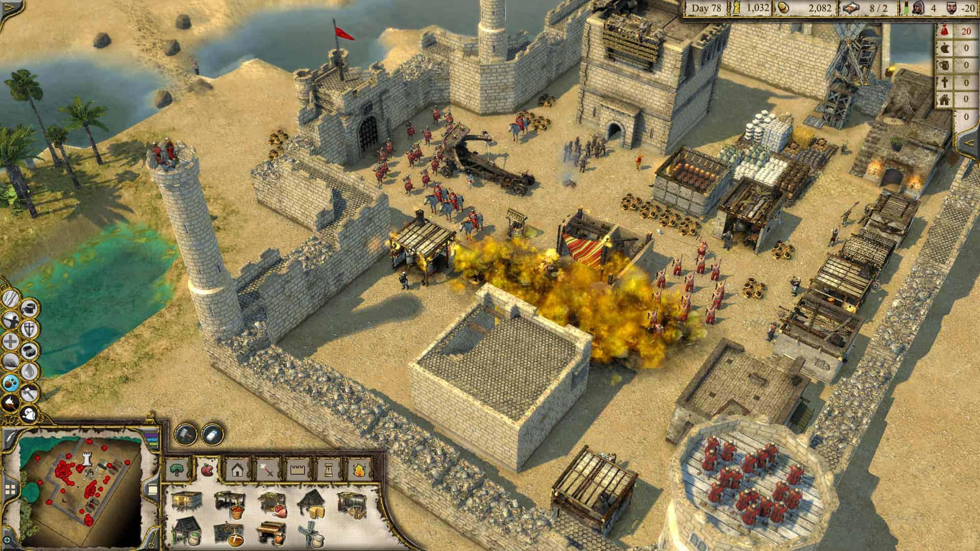 stronghold crusader 2 game setup free download