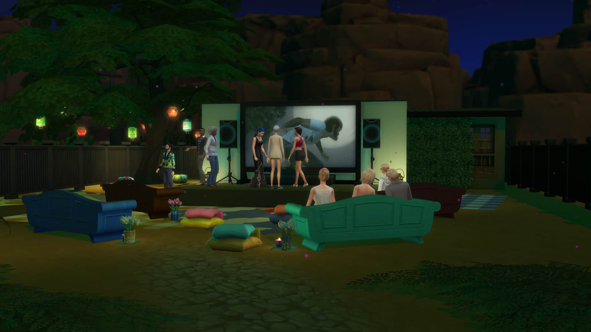 The Sims 4 StrangerVille Free Download - Install-Game