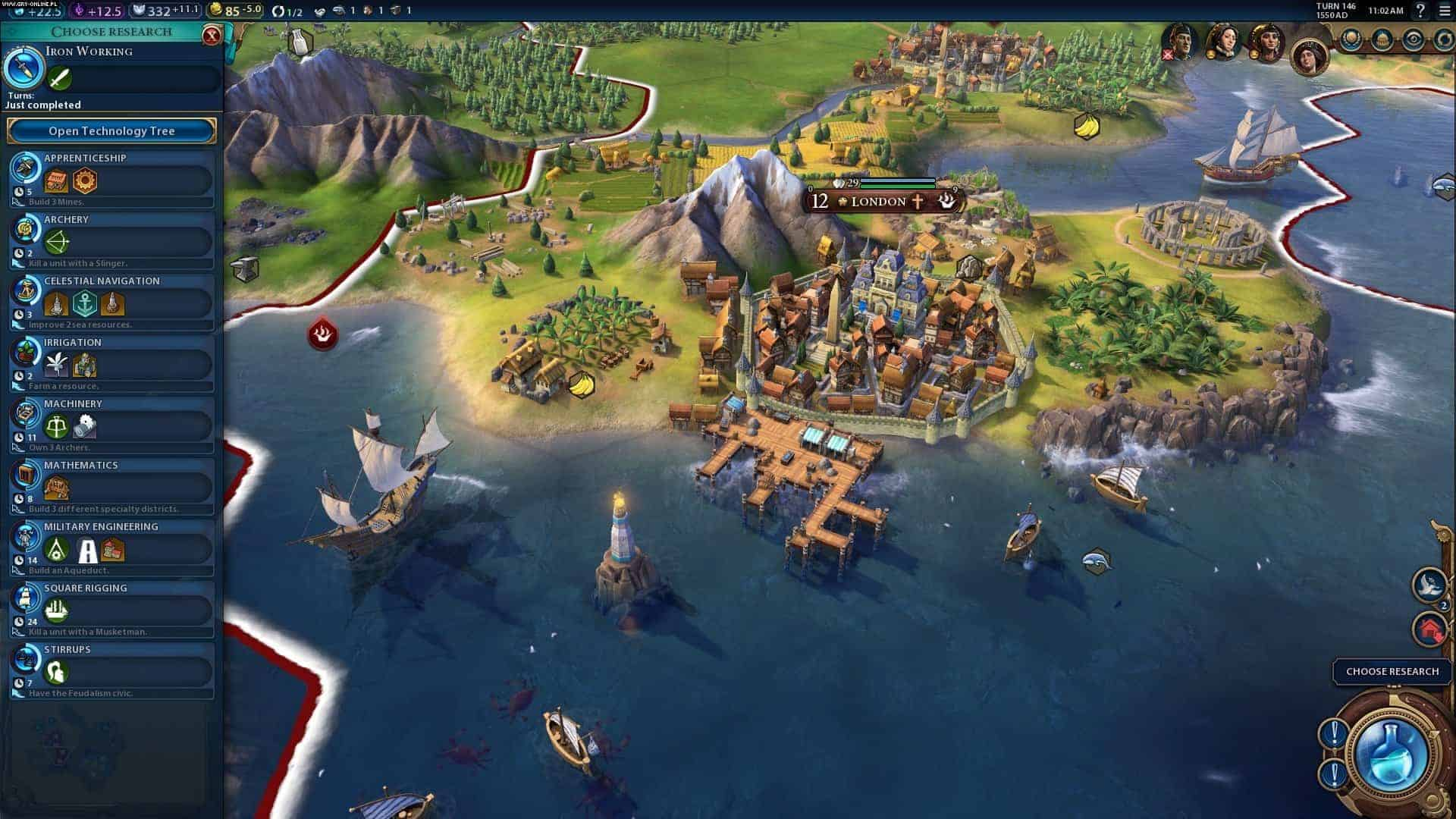 civilization vi game free download