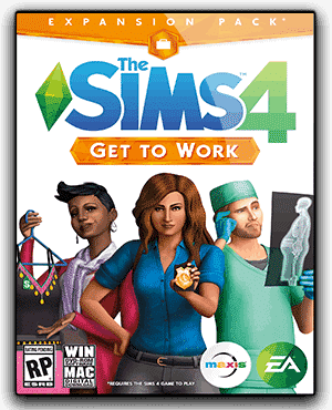 The Sims 4 Get To Work Download game - Install-Game