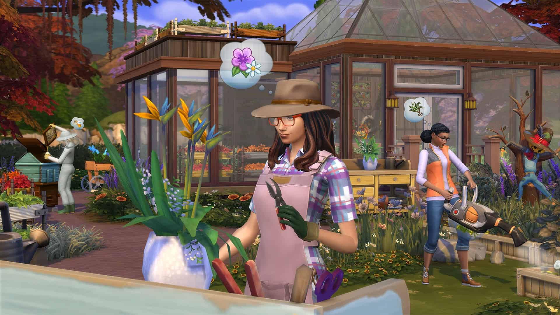 The Sims 4 Seasons Download Free game - Install-Game